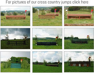 Visit our Cross Country Jumps gallery